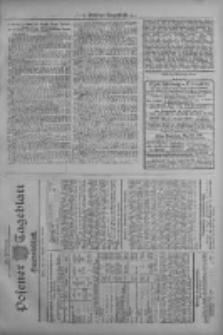 Posener Tageblatt. Handelsblatt 1909.08.14 Jg.48