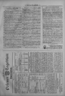 Posener Tageblatt. Handelsblatt 1909.08.17 Jg.48