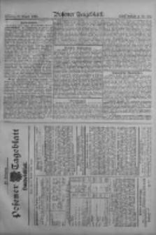 Posener Tageblatt. Handelsblatt 1909.08.21 Jg.48