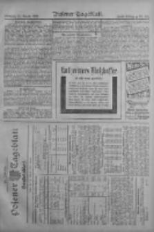Posener Tageblatt. Handelsblatt 1909.08.24 Jg.48