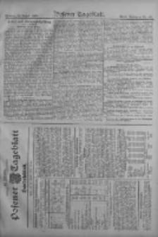 Posener Tageblatt. Handelsblatt 1909.08.28 Jg.48