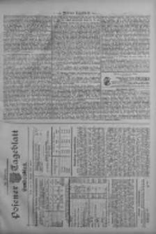 Posener Tageblatt. Handelsblatt 1909.08.31 Jg.48