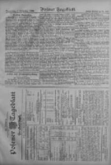 Posener Tageblatt. Handelsblatt 1909.09.01 Jg.48