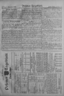 Posener Tageblatt. Handelsblatt 1909.09.02 Jg.48