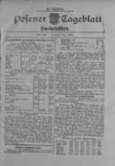 Posener Tageblatt. Handelsblatt 1909.09.04 Jg.48