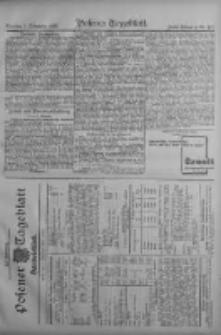 Posener Tageblatt. Handelsblatt 1909.09.06 Jg.48