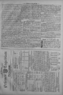 Posener Tageblatt. Handelsblatt 1909.09.09 Jg.48