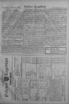 Posener Tageblatt. Handelsblatt 1909.09.10 Jg.48