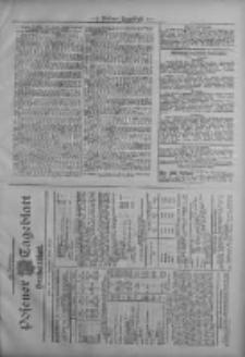 Posener Tageblatt. Handelsblatt 1909.09.13 Jg.48