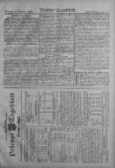 Posener Tageblatt. Handelsblatt 1909.09.14 Jg.48