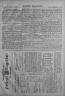 Posener Tageblatt. Handelsblatt 1909.09.16 Jg.48