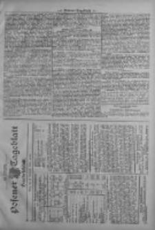 Posener Tageblatt. Handelsblatt 1909.09.18 Jg.48