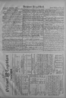 Posener Tageblatt. Handelsblatt 1909.09.23 Jg.48