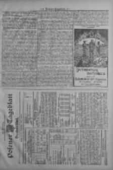 Posener Tageblatt. Handelsblatt 1909.09.25 Jg.48