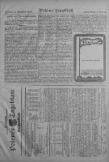 Posener Tageblatt. Handelsblatt 1909.09.28 Jg.48