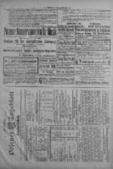 Posener Tageblatt. Handelsblatt 1909.09.29 Jg.48