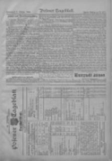Posener Tageblatt. Handelsblatt 1909.10.01 Jg.48