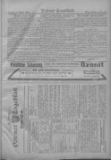Posener Tageblatt. Handelsblatt 1909.10.02 Jg.48