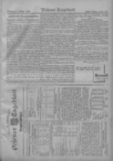 Posener Tageblatt. Handelsblatt 1909.10.05 Jg.48