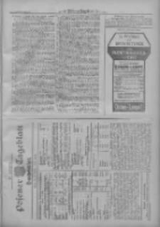 Posener Tageblatt. Handelsblatt 1909.10.11 Jg.48