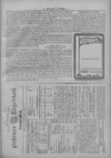 Posener Tageblatt. Handelsblatt 1909.10.12 Jg.48