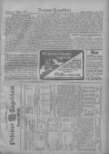 Posener Tageblatt. Handelsblatt 1909.10.14 Jg.48
