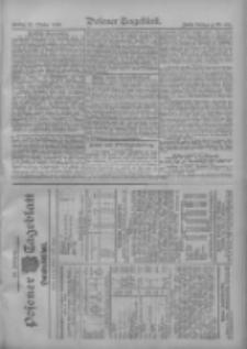 Posener Tageblatt. Handelsblatt 1909.10.21 Jg.48