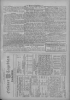 Posener Tageblatt. Handelsblatt 1909.11.02 Jg.48