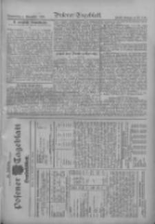 Posener Tageblatt. Handelsblatt 1909.11.03 Jg.48