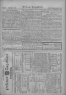 Posener Tageblatt. Handelsblatt 1909.11.04 Jg.48