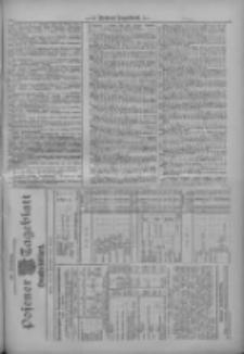Posener Tageblatt. Handelsblatt 1909.11.12 Jg.48
