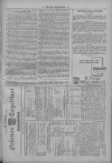 Posener Tageblatt. Handelsblatt 1909.11.15 Jg.48