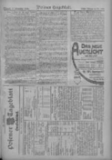 Posener Tageblatt. Handelsblatt 1909.11.16 Jg.48