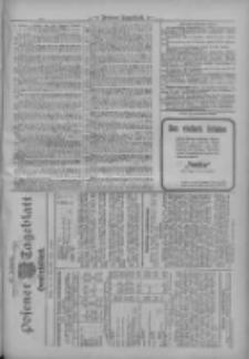 Posener Tageblatt. Handelsblatt 1909.11.20 Jg.48