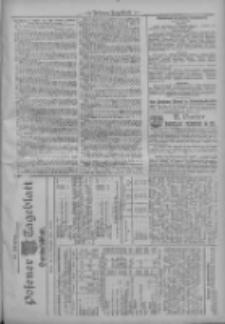 Posener Tageblatt. Handelsblatt 1909.11.22 Jg.48