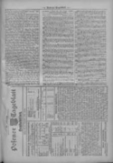 Posener Tageblatt. Handelsblatt 1909.11.23 Jg.48