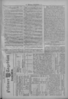 Posener Tageblatt. Handelsblatt 1909.11.24 Jg.48