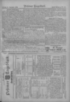 Posener Tageblatt. Handelsblatt 1909.11.25 Jg.48