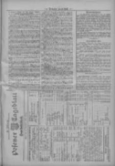 Posener Tageblatt. Handelsblatt 1909.11.26 Jg.48