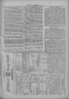 Posener Tageblatt. Handelsblatt 1909.11.29 Jg.48