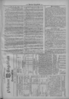 Posener Tageblatt. Handelsblatt 1909.12.01 Jg.48