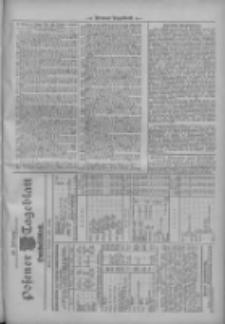 Posener Tageblatt. Handelsblatt 1909.12.03 Jg.48
