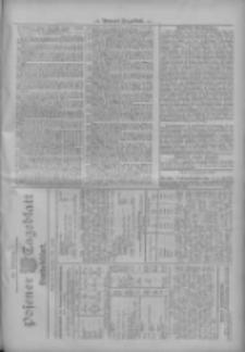 Posener Tageblatt. Handelsblatt 1909.12.06 Jg.48