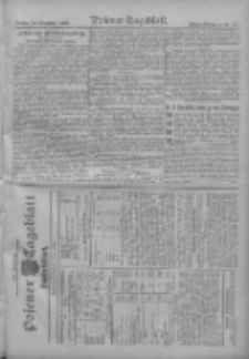 Posener Tageblatt. Handelsblatt 1909.12.09 Jg.48