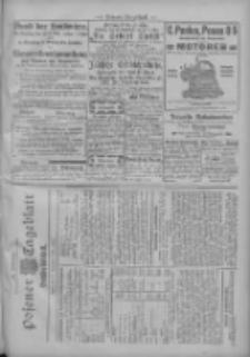 Posener Tageblatt. Handelsblatt 1909.12.11 Jg.48