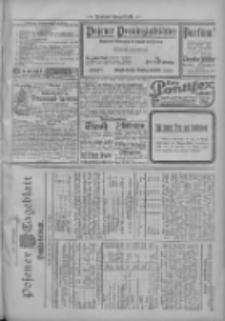 Posener Tageblatt. Handelsblatt 1909.12.13 Jg.48