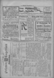 Posener Tageblatt. Handelsblatt 1909.12.15 Jg.48