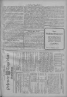 Posener Tageblatt. Handelsblatt 1909.12.18 Jg.48