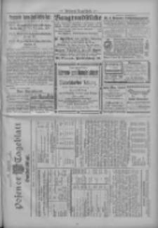 Posener Tageblatt. Handelsblatt 1909.12.21 Jg.48