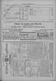 Posener Tageblatt. Handelsblatt 1909.12.22 Jg.48